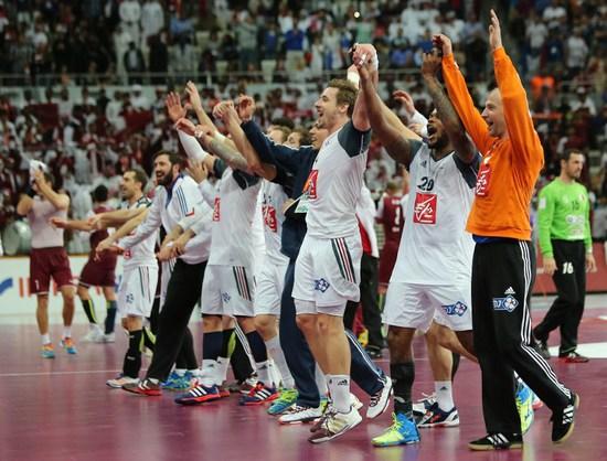 Direct revivez la finale du mondial de handball france qatar - Qatar coupe du monde handball ...