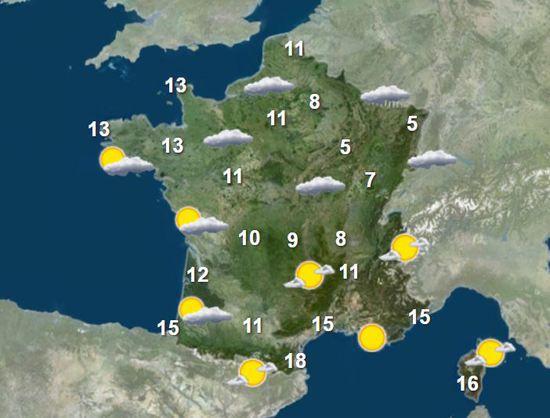 Franceinfo en direct - Meteo belfort demain ...