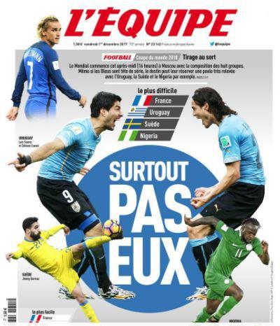 Direct coupe du monde 2018 suivez le tirage au sort des - Tirage au sort coupe de france en direct ...