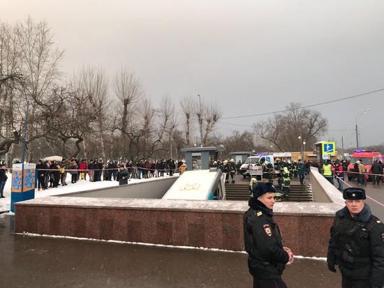 Un bus fonce dans un passage souterrain, au moins quatre morts — Moscou