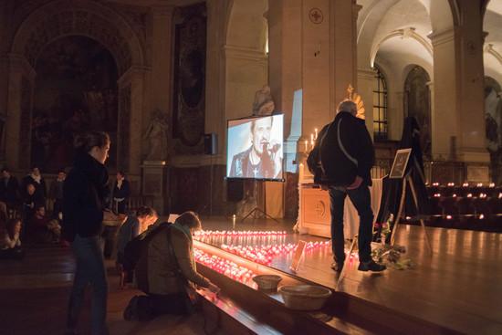 Mort de Johnny Hallyday : Sarkozy s'est recueilli devant la dépouille du chanteur