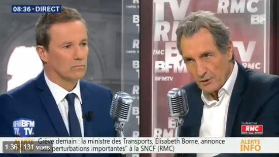 Justice Nicolas Sarkozy mis en examen, pour la troisième fois