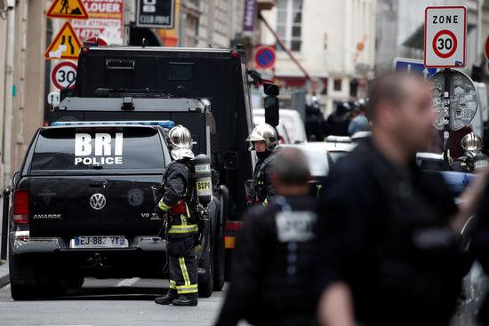 Prise d'otage dans le 10e arrondissement de Paris