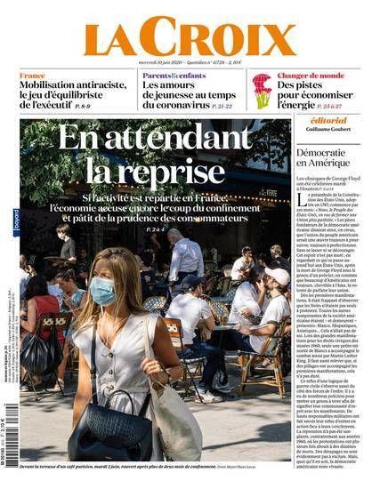 """Nouvelles - Valérie Pécresse demande que l'Ile-de-France passe """"au vert"""""""