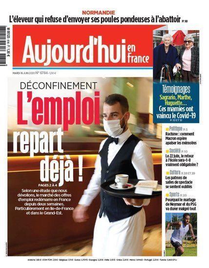 """Nouvelles - """"84 plaintes"""" ont été déposées contre le gouvernement, annonce le procureur général François Molins"""