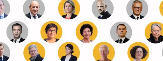 """Nouvelles - les secrétaires d'Etat seront nommés """"la semaine prochaine"""", annonce Jean Castex"""