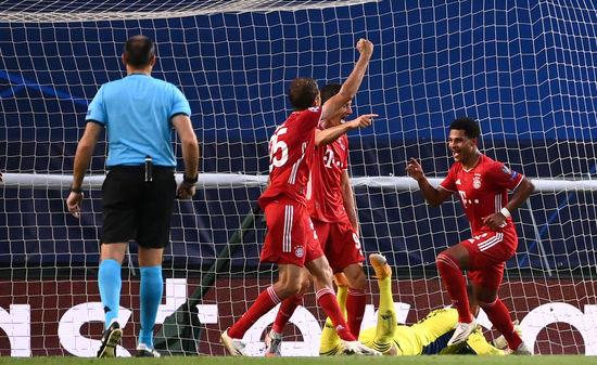 Nouvelles - revivez la victoire du Bayern Munich face à l'Olympique lyonnais (3-0) en demi-finale