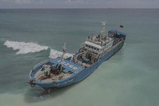 Pêcheurs chinois et milices de la mer 6046234f5ff4e98233421527